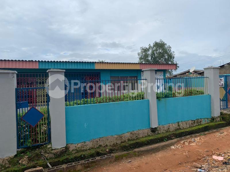 10 bedroom Detached Bungalow House for sale  No 1 kolawole close, off winners way ashi area very close to Basorun market bodija ibadan. Bodija Ibadan Oyo - 0