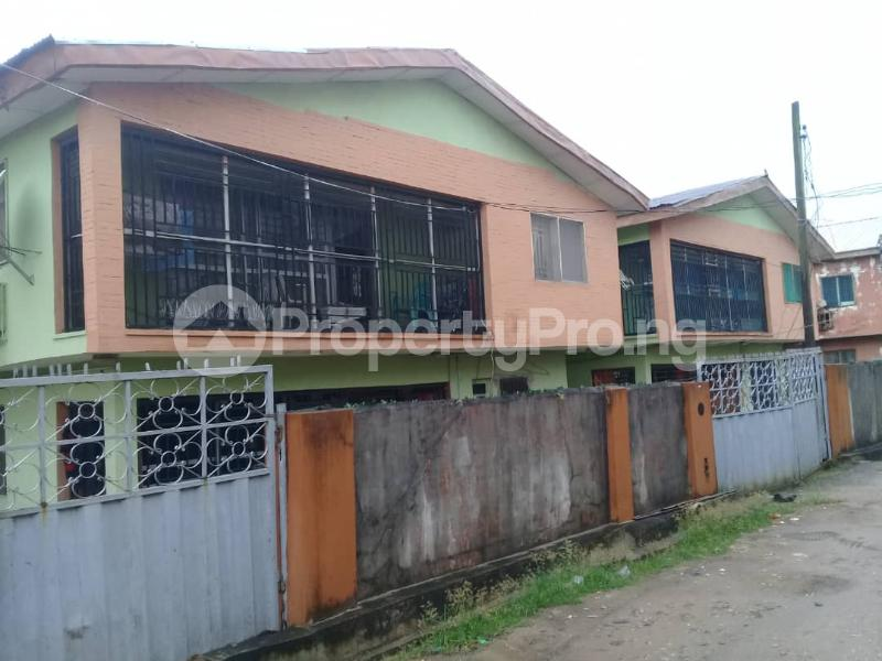 Blocks of Flats House for sale Satellite Town Ojo Lagos - 0