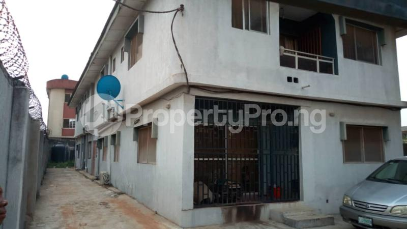 5 bedroom Blocks of Flats House for sale Unity estate egbeda Lagos Egbeda Alimosho Lagos - 0