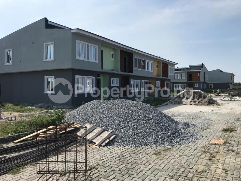 2 bedroom Terraced Duplex House for sale Within an Estate. Oribanwa Ibeju-Lekki Lagos - 2
