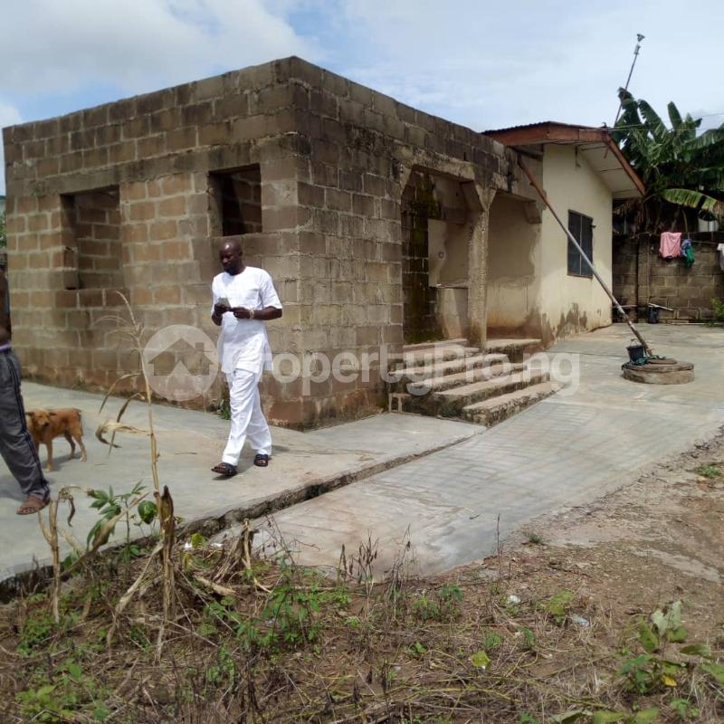 3 bedroom Semi Detached Bungalow House for sale Odo ona elewe Odo ona Ibadan Oyo - 1