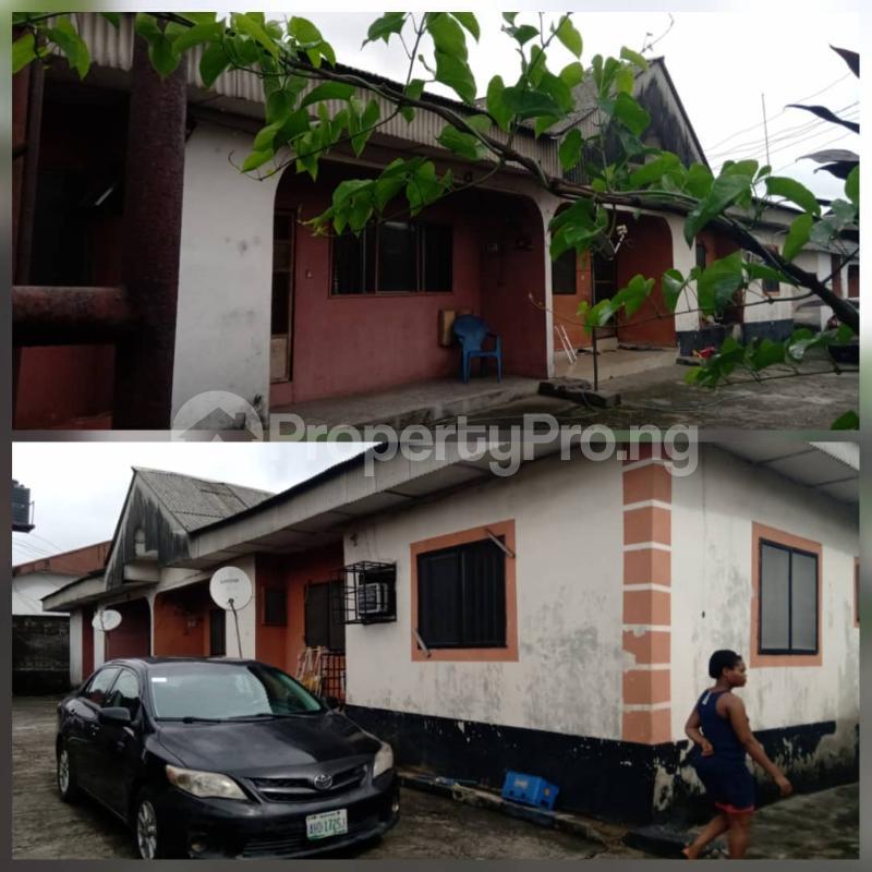Blocks of Flats House for sale Eco Bank Woji Trans Amadi Port Harcourt Rivers - 2