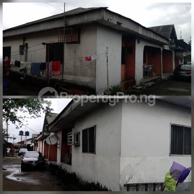 Blocks of Flats House for sale Eco Bank Woji Trans Amadi Port Harcourt Rivers - 0