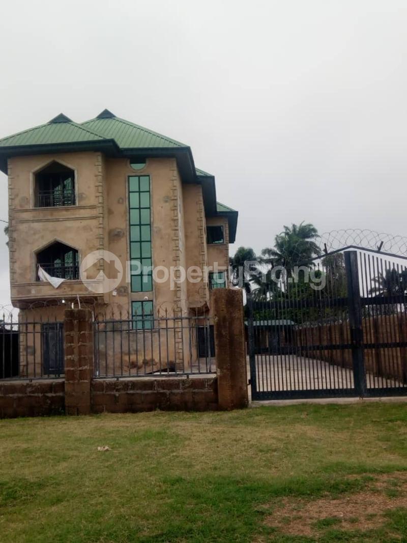 Blocks of Flats House for sale Adesoji Aderemi way, Ataoja Estate, Osogbo Osogbo Osun - 0