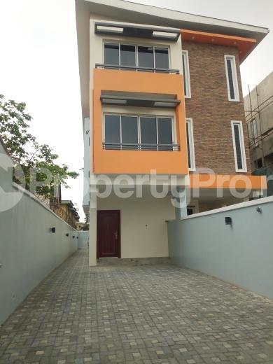 4 bedroom Detached Duplex House for sale   Adeniyi Jones Ikeja Lagos - 2