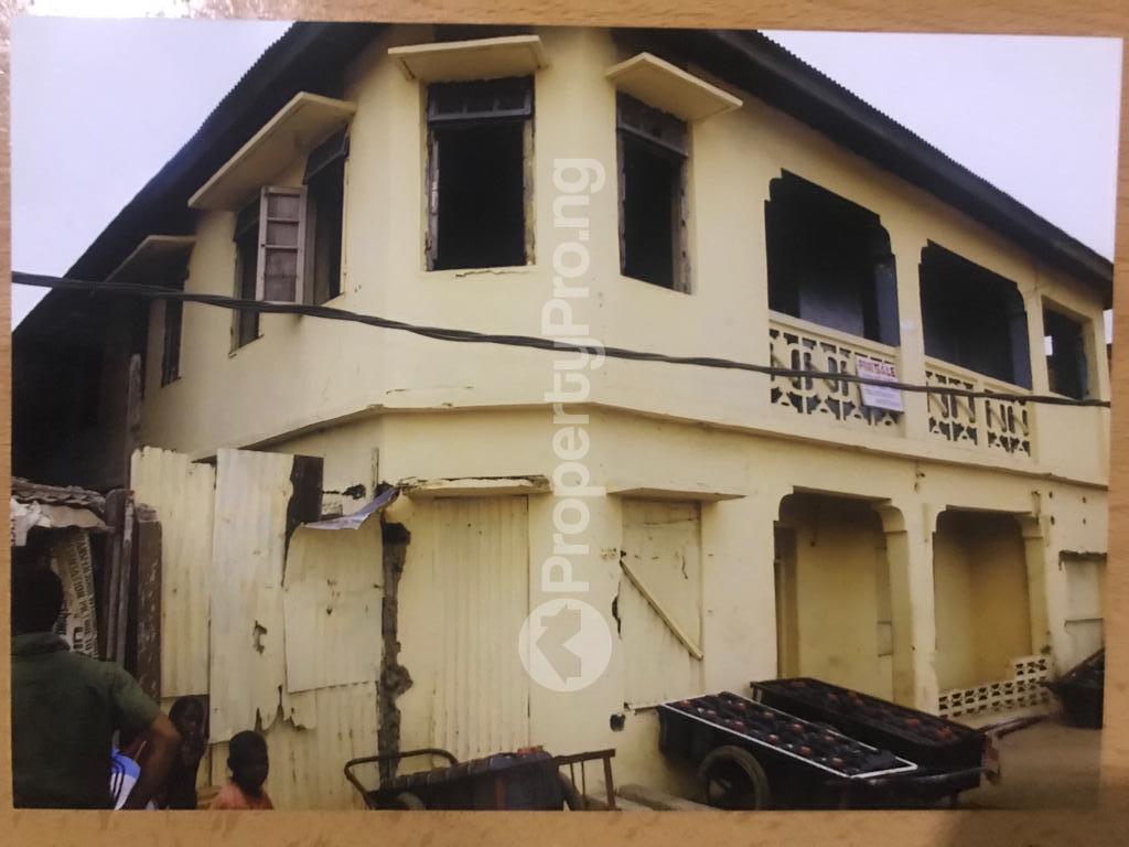 4 bedroom Blocks of Flats House for sale Palmgroove busstop, ikorodu road opposite ortopaedic hospital igbobi, busstop, ikoruodu road Ikorodu road(Ilupeju) Ilupeju Lagos - 0
