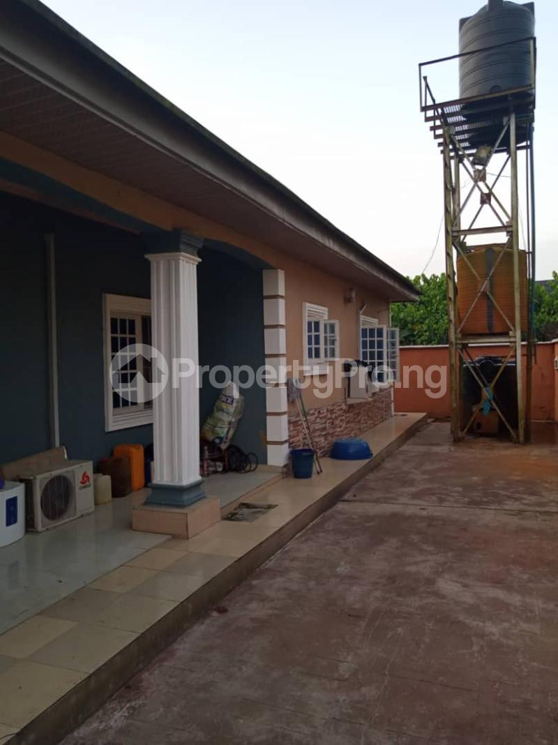 5 bedroom Detached Bungalow House for sale Aroun Tombia Round About Yenegoa Bayelsa - 1