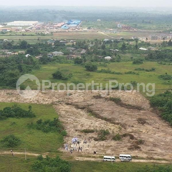 Serviced Residential Land Land for sale Opposite Christopher University Mowe Ibafo  Arepo Arepo Ogun - 1
