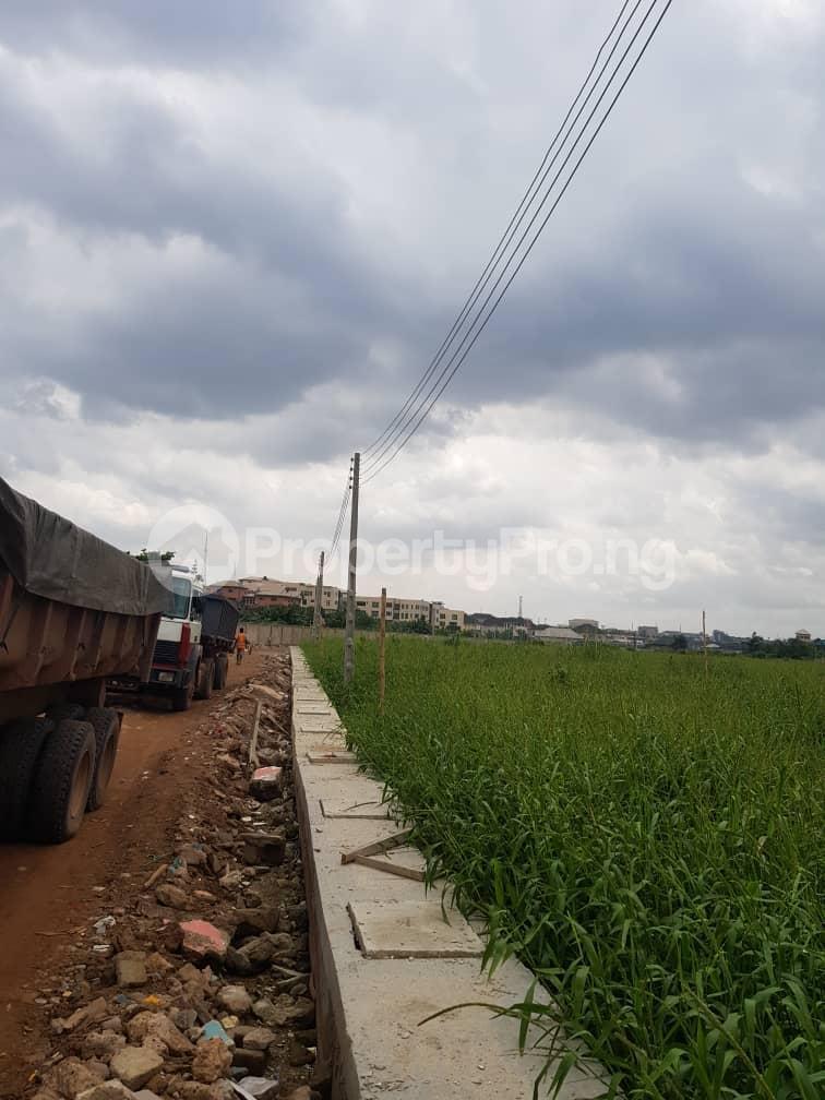 Residential Land Land for sale Omole Phase II Extension Sharing Boundary with Magodo Phase II Omole phase 2 Ojodu Lagos - 7
