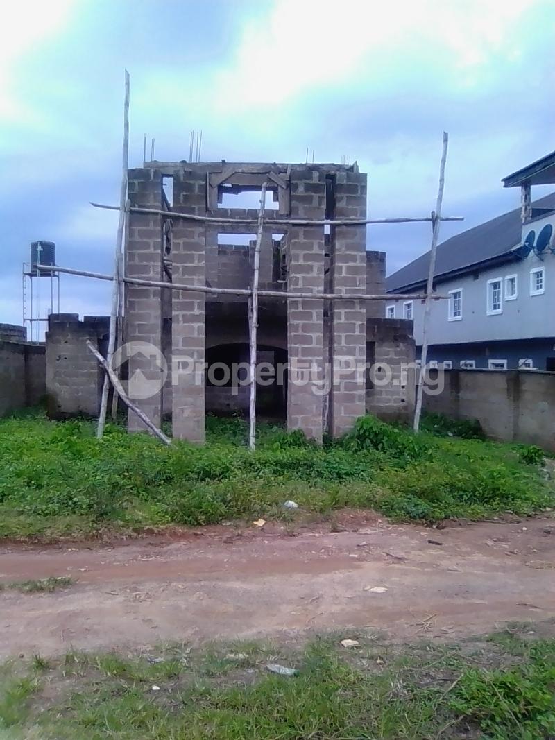 6 bedroom Detached Duplex House for sale Ayekale Osogbo Osun - 0