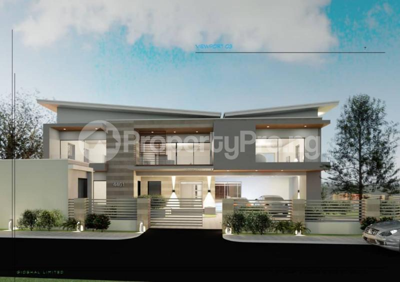 5 bedroom Detached Duplex House for sale Guzape Road Kobi Asokoro  Asokoro Abuja - 6