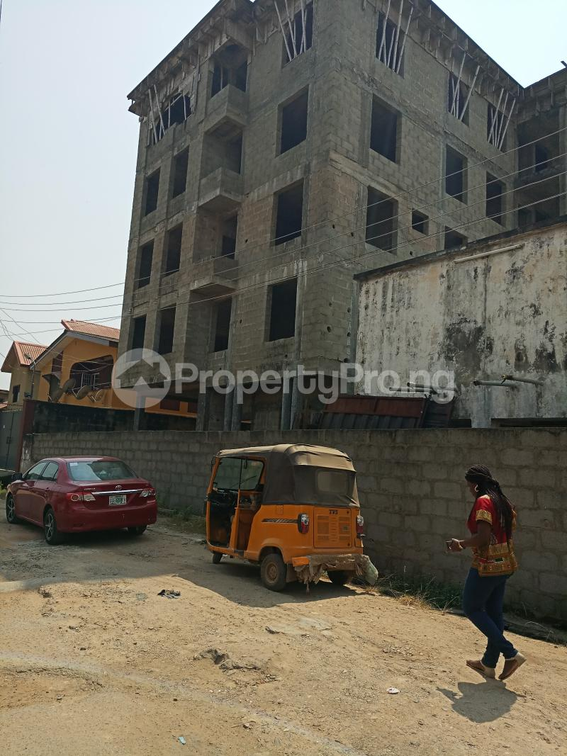 4 bedroom Blocks of Flats House for sale Jimmy oladenide Ifako-gbagada Gbagada Lagos - 0