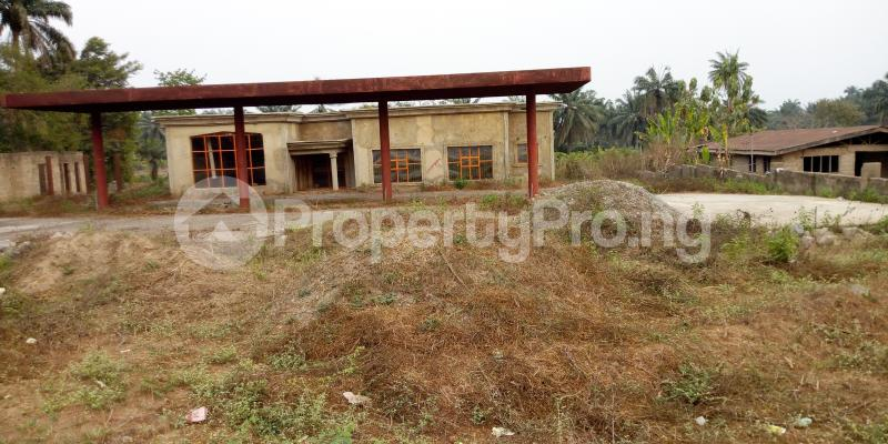 Office Space Commercial Property for sale Along Akoda-Sekona Express way Ede. Osun State  Ede South Osun - 0