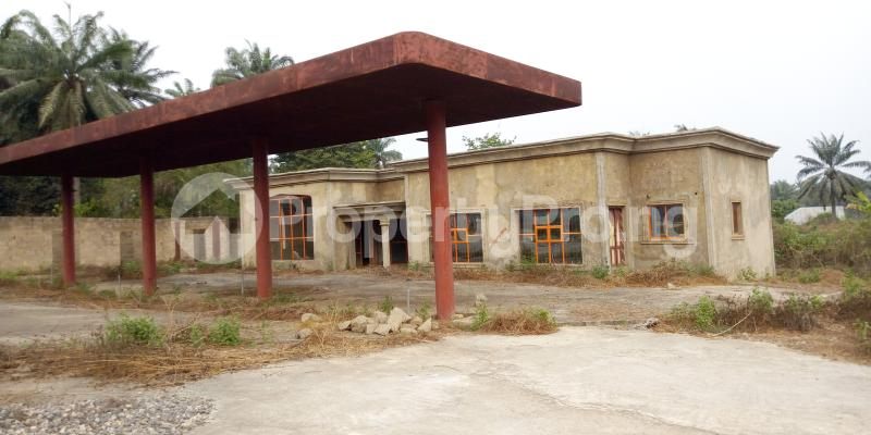 Office Space Commercial Property for sale Along Akoda-Sekona Express way Ede. Osun State  Ede South Osun - 2