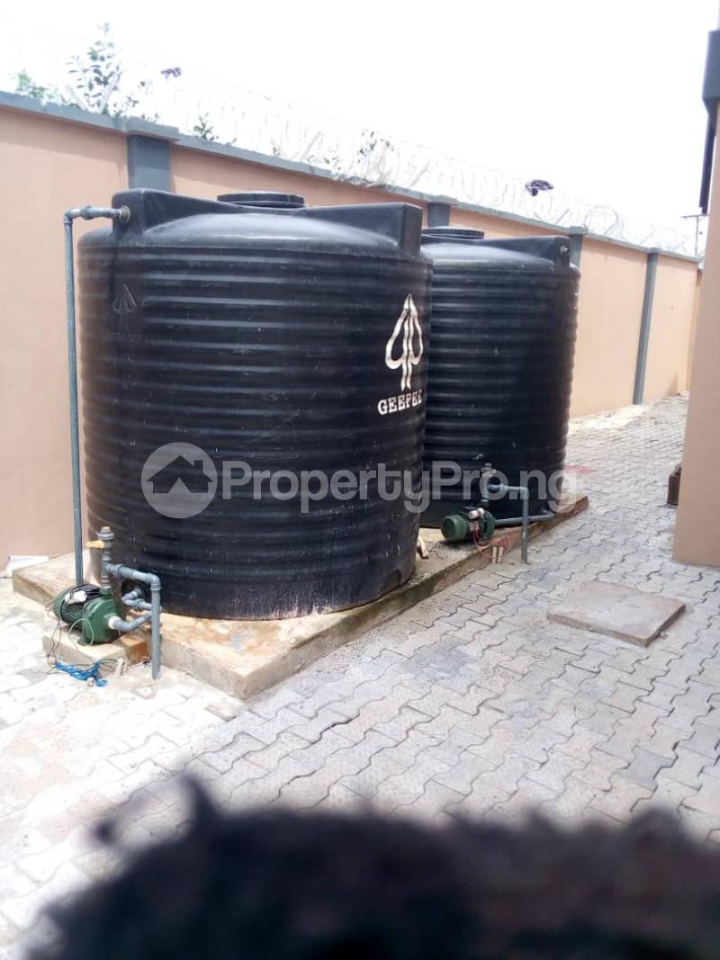 Blocks of Flats House for rent Marple Wood Estate Oko oba road Agege Lagos - 3