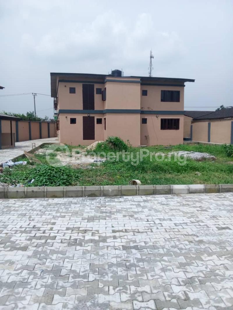 Blocks of Flats House for rent Marple Wood Estate Oko oba road Agege Lagos - 0
