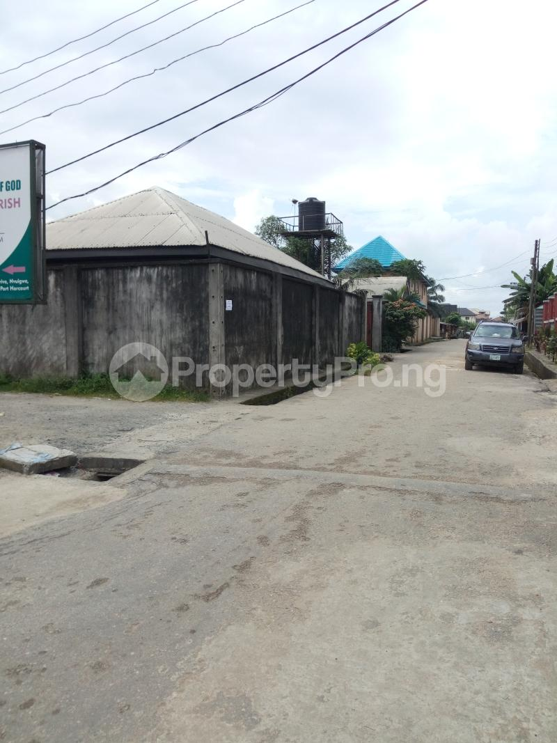 Residential Land Land for sale Eagle irland Estate Eagle Island rumueme/Oroakwo Port Harcourt Rivers - 2