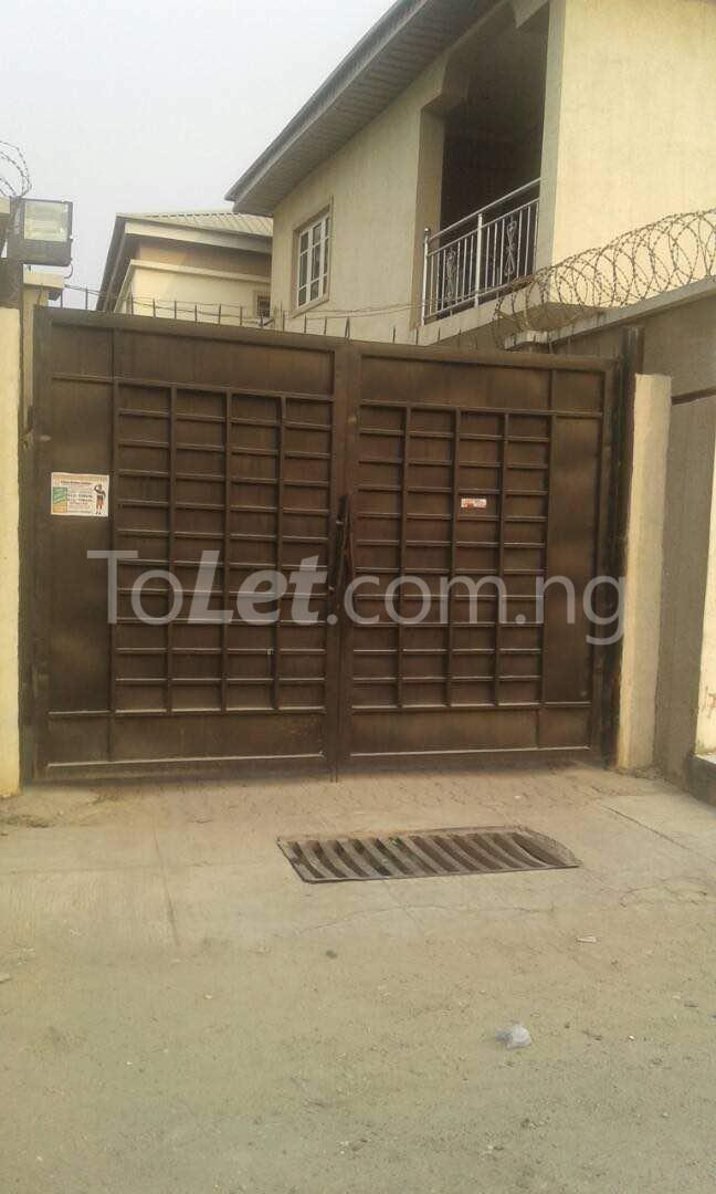 4 bedroom House for sale Harrison Onike Yaba Lagos - 0
