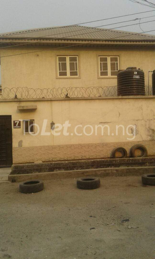 4 bedroom House for sale Harrison Onike Yaba Lagos - 4