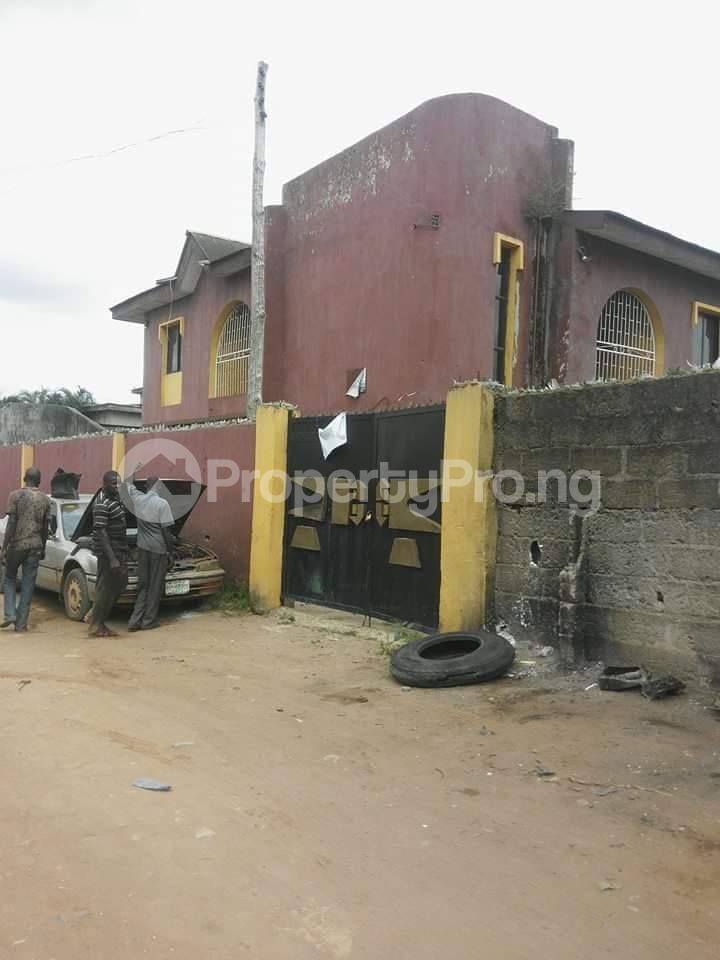 Block of Flat for sale abule taylor Abule Egba Abule Egba Lagos - 0