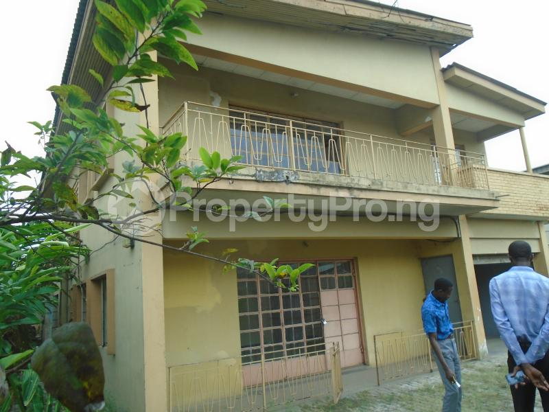6 bedroom Office Space Commercial Property for rent off Obafemi Awolowo Way Ikeja Lagos - 10