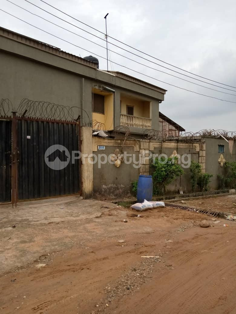 Mini flat Flat / Apartment for rent Onipetesi Estate Mangoro Ikeja Lagos - 0
