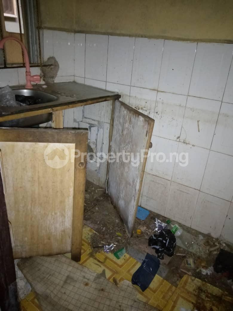 Mini flat Flat / Apartment for rent Onipetesi Estate Mangoro Ikeja Lagos - 7