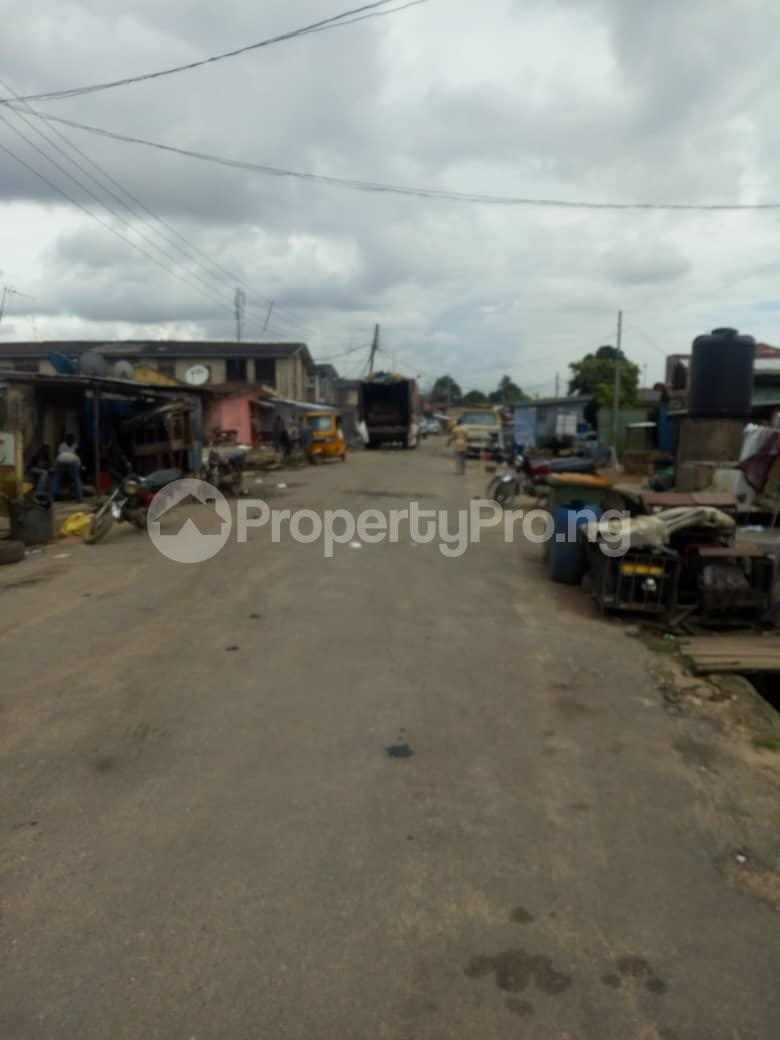 Mixed   Use Land Land for sale Ishola imam street Mafoluku Oshodi Lagos - 5
