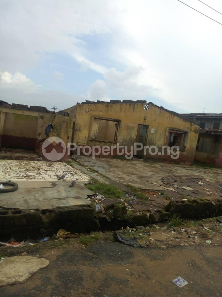 Mixed   Use Land Land for sale Ishola imam street Mafoluku Oshodi Lagos - 4
