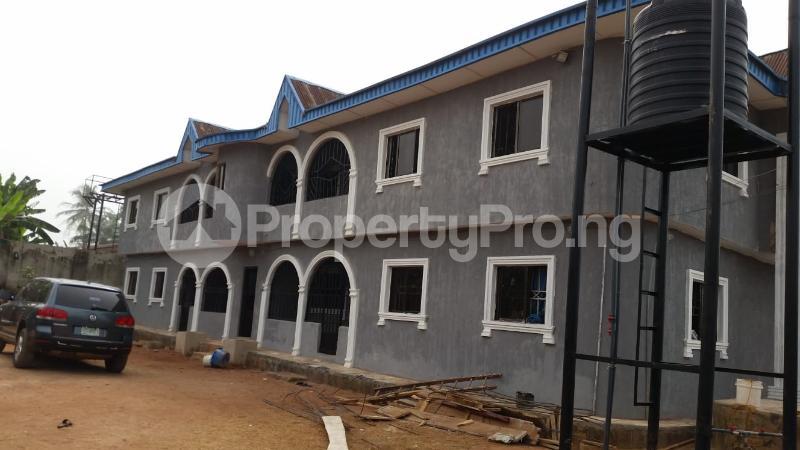 3 bedroom Blocks of Flats House for sale Agbor park, Ikpoba Hill Benin city Oredo Edo - 0