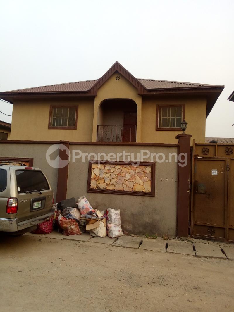 3 bedroom Flat / Apartment for rent Ifako Ifako-gbagada Gbagada Lagos - 0