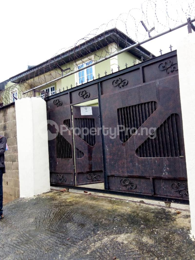 4 bedroom Detached Duplex House for rent Akowonjo Alimosho Lagos - 1