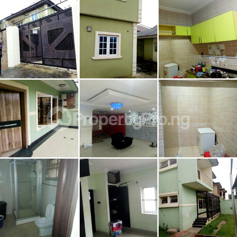 4 bedroom Detached Duplex House for rent Akowonjo Alimosho Lagos - 0