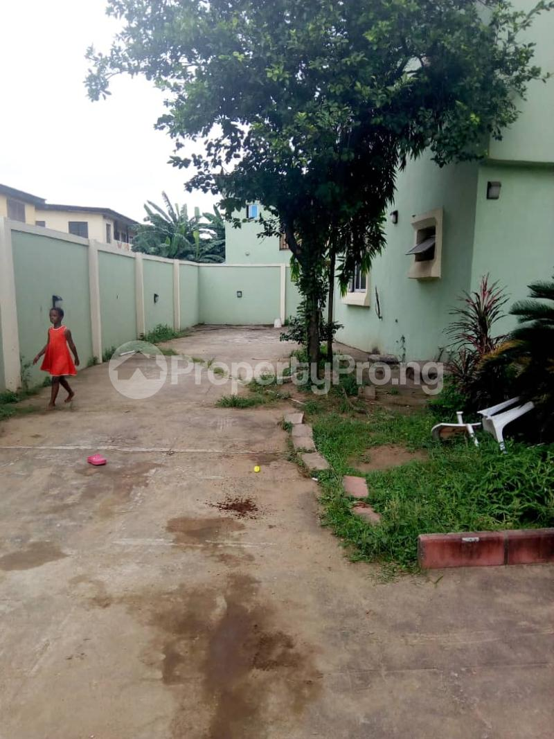 4 bedroom Detached Duplex House for rent Akowonjo Alimosho Lagos - 7