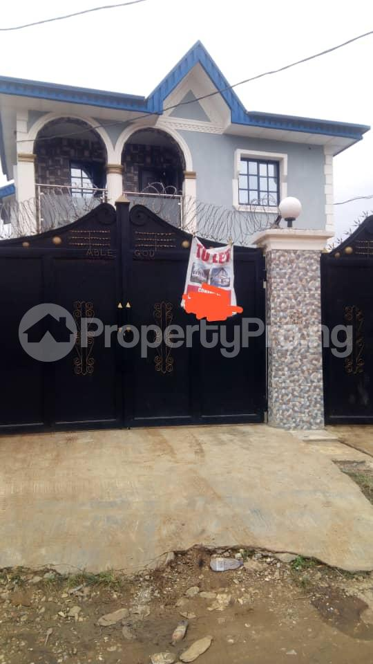 3 bedroom Flat / Apartment for rent Madam Okesola street, Victory Estate,  Ejigbo Road, Idimu Egbe/Idimu Lagos - 0