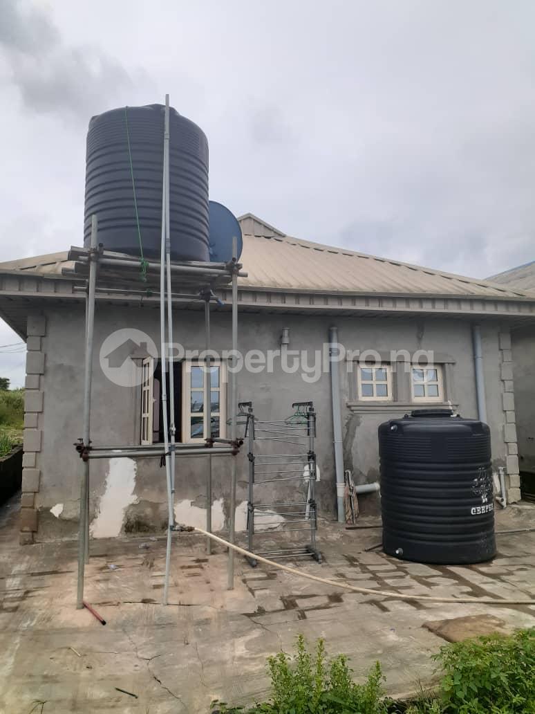 3 bedroom Terraced Bungalow House for sale Ijoko town after ogba Ayo iroko after new bridge  Sango Ota Ado Odo/Ota Ogun - 1
