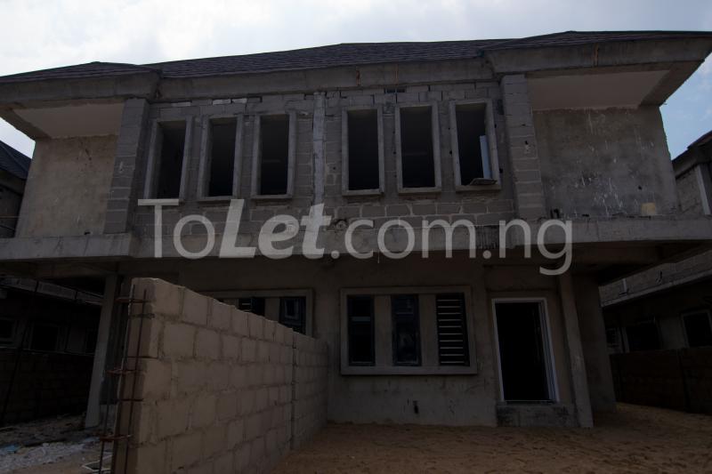 4 bedroom House for sale Orchid Hotel Road, opposite Ocean Bay Estate, beside Buena Vista chevron Lekki Lagos - 1