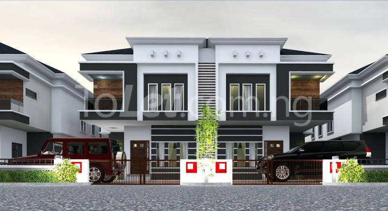 4 bedroom House for sale Orchid Hotel Road, opposite Ocean Bay Estate, beside Buena Vista chevron Lekki Lagos - 0