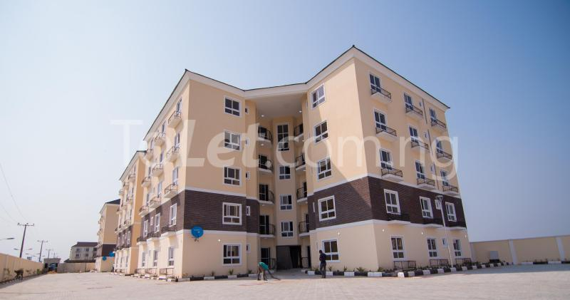 3 bedroom Flat / Apartment for sale Ajiran, Near Pinnock Beach, Femi Okunnu and Friends Colony Estate Lekki Lagos - 1