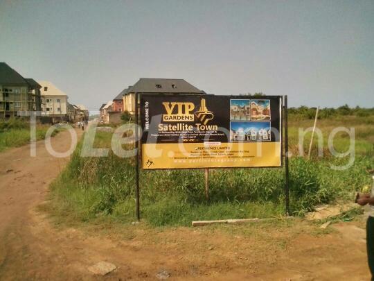 Land for sale - Satellite Town Amuwo Odofin Lagos - 1