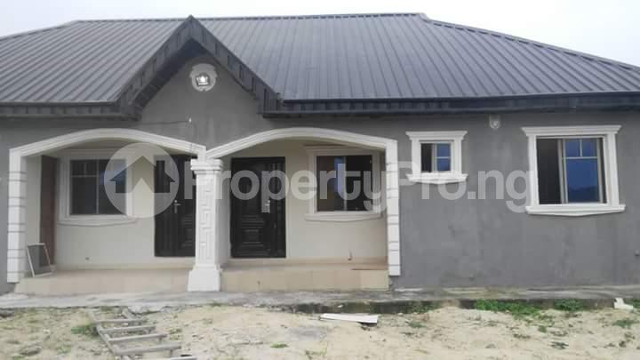 2 bedroom Flat / Apartment for rent Unity estate  Igbogbo Ikorodu Lagos - 2