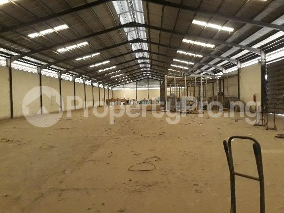 Warehouse Commercial Property for rent Ondo Industrial Layout, Opposite Akure South LG, Akure Akure Ondo - 0