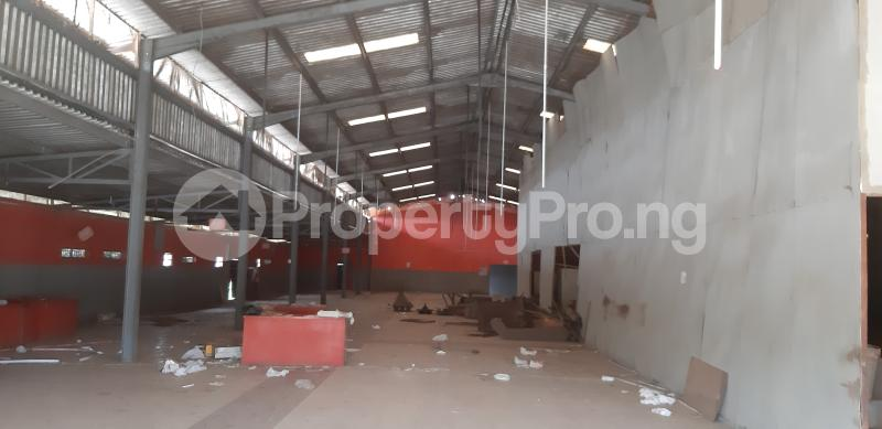 Warehouse Commercial Property for rent sango Ota Industrial area Sango Ota Ado Odo/Ota Ogun - 4
