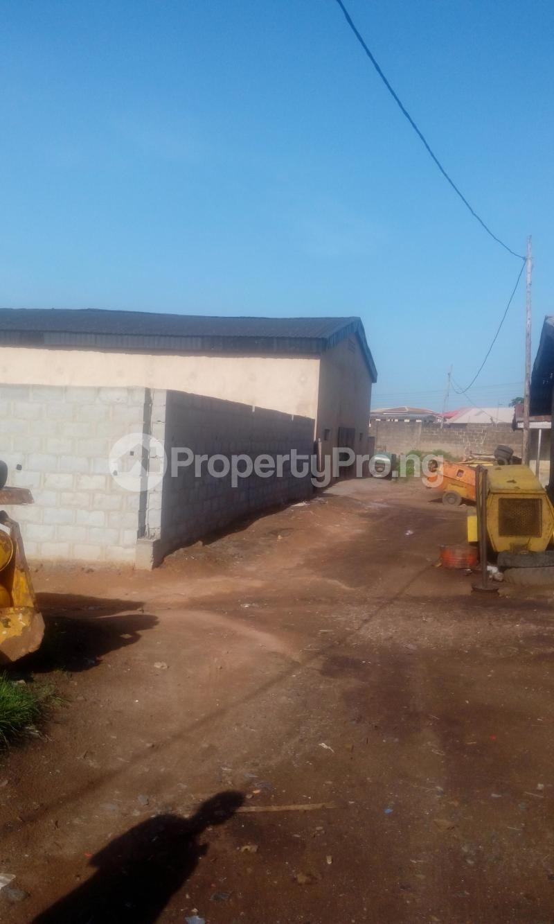 Warehouse Commercial Property for rent new garage Akala Express Ibadan Oyo - 1