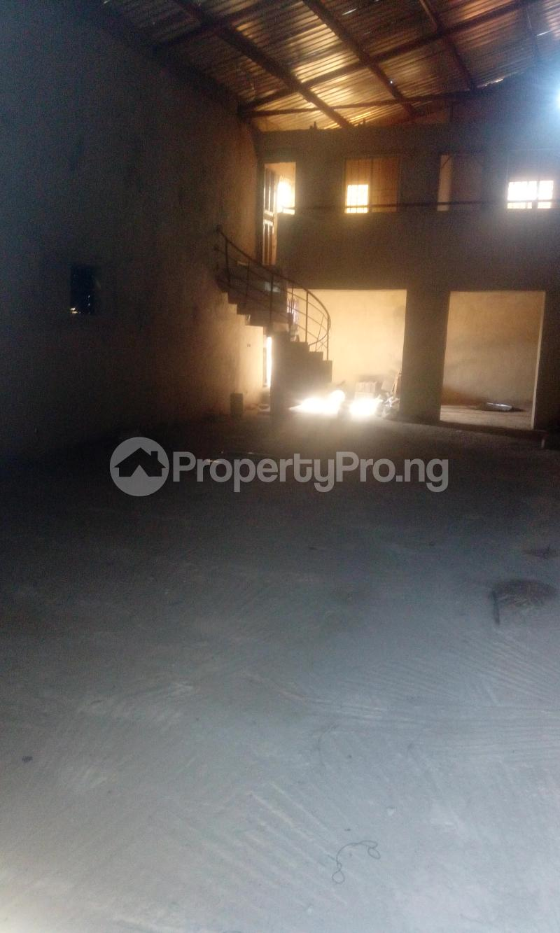 Warehouse Commercial Property for rent new garage Akala Express Ibadan Oyo - 2