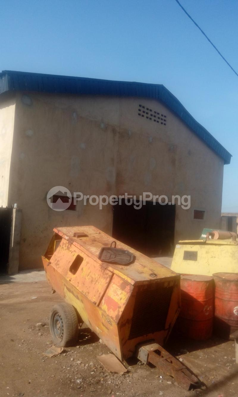 Warehouse Commercial Property for rent new garage Akala Express Ibadan Oyo - 0