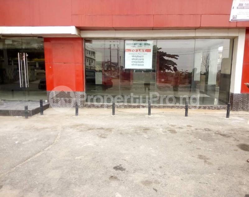 Warehouse Commercial Property for rent ring-road main road opp foodco iyanu adeoyo ibadan Ring Rd Ibadan Oyo - 4
