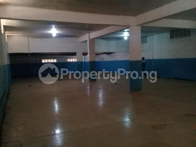 Warehouse Commercial Property for rent Oluyole Estate Ibadan Oyo - 1