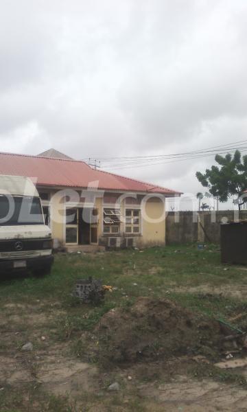 Commercial Property for sale 2 bay warehouse along Oshodi-Apapa expressway before Cele busstop Oshodi Expressway Oshodi Lagos - 1
