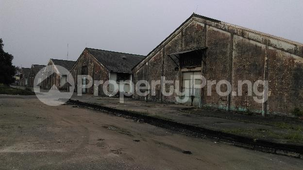 Warehouse Commercial Property for rent Reclamation Road Old Township Port Harcourt Rivers - 1